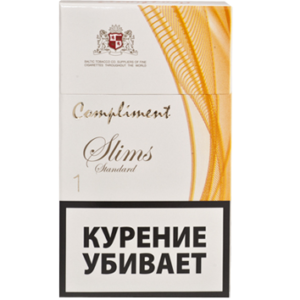 Compliment 1 Slims (Комплимент 1)
