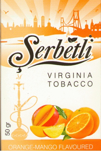 Serbetli, Orange Mango (Апельсин Манго)