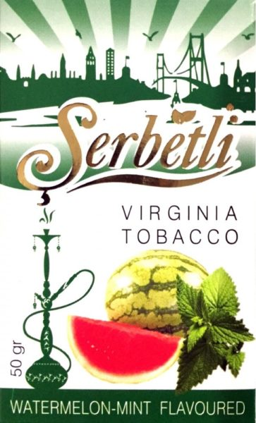 Serbetli, Watermelon Mint (Арбуз Мята)