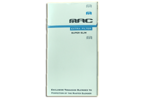 СИГАРЕТЫ MAC SUPERSLIMS MENTHOL