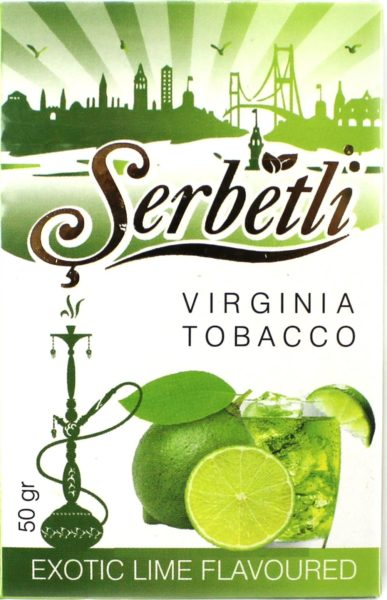 Serbetli, Exotic Lime (Экзотический Лайм)