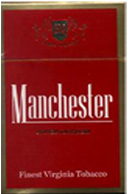 "СИГАРЕТЫ MANCHESTER RED ""KING SIZE"""
