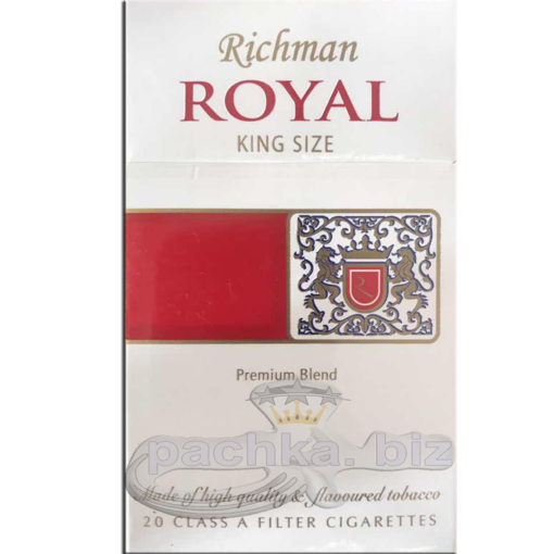"ROYAL RED ""RICHMAN"""